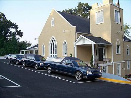 Tour Hines Home Of Funerals Inc 404 792 2400 Atlanta Funeral Homes